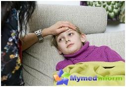 Behandling av sår hals og hoste hos barn