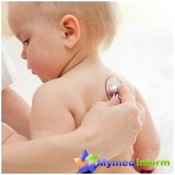 детските болести, дишане, лечение на стридор, бебе, хрипове, стридор