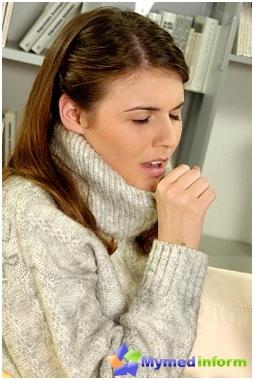 hosta behandling