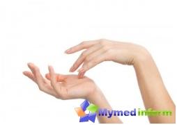 leczeniem dyshydrosis