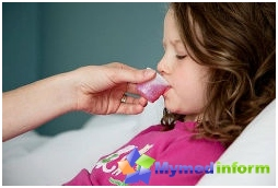 How to bring down the fever in a child