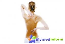 douleur au cou, troubles de la colonne vertébrale, la lombalgie, ostéochondrose cervicale, le cou
