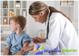 For the active immunization of herpes and chickenpox abroad also use specific attenuated vaccine