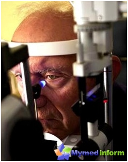 Diagnosing glaucoma