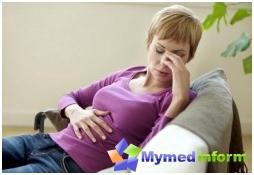 Dyskinesie, Erkrankungen der Leber, Galle Stase, Bauchorgane, Verdauung