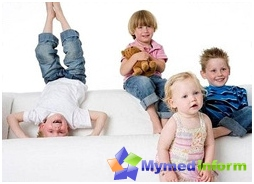 En hyperaktive barn