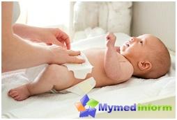 Пелена осип у новорођеног, лечењу и превенцији