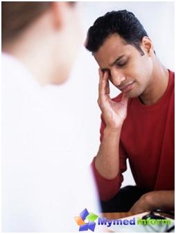 Неплодност мушкараца је ситуација у којој су пронађени повреде плодности код мушкараца, и из тог разлога концепција не догоди више од годину дана