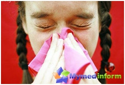 How to treat a cold, treatment of rhinitis