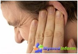 Otite - une maladie de l'oreille grave