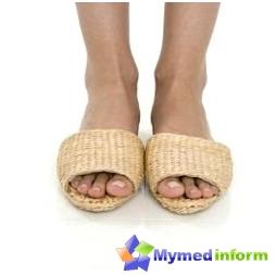 W miejscach publicznych (basen, sauna), przejdź do odpowiedniego obuwia, takich jak klapki lub łupków, a jeszcze bardziej, nie nosić czyjeś buty