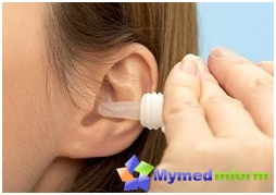 Treatment for otitis