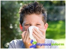 The longest symptom of colds in all children - is constantly stuffy nose