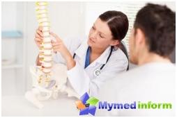 maux de dos, les troubles de la colonne vertébrale, la colonne vertébrale, protubérance, protrusion du disque intervertébral, le dos