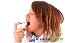 ont i halsen gravid medicin