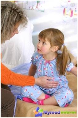 Atsetonemichesky syndrom dziecka