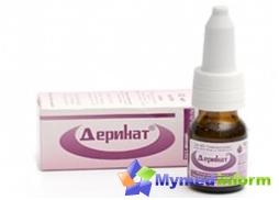 derinat, nasal drops, runny nose, colds