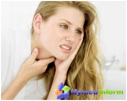 tonsillitis, ear nose throat diseases, Geksoral, throat