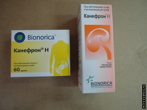kanefron, medications, bladder, urinary tract, kidneys