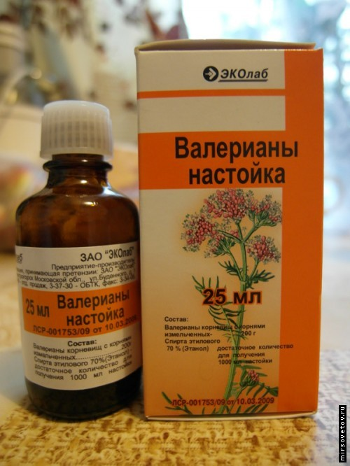 valerian, medicine, tincture of valerian, nerves, stress, calm