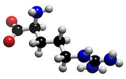 Молекул аргинина