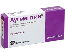 antibacterials, antibiotics, Augmentin, inflammation, infection, antibiotics