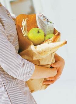 снага у осмом и деветом месецу трудноће треба ојачати на рачун поврће, воће, рибу и месо