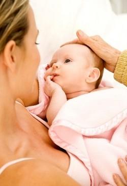 ciąża, odzyskiwanie po porodzie, noworodka, porodu, połogu