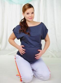 Schwangerschaft, den Fötus, die Indikation für cesarean, Lieferung, Steißlage