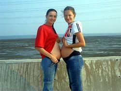 El tercer mes de embarazo