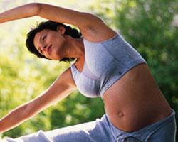 Embarazo - no es una enfermedad en la que la necesidad de limitarse a la carga