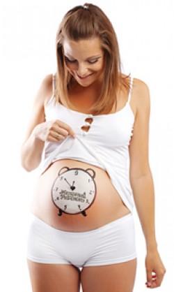 ciąża, prenatalnych witamin, tlenu, kuranty, planuje ciążę