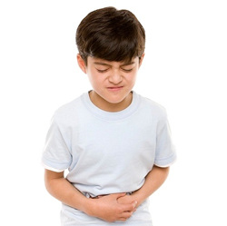 What to do if a child has a stomach ache