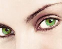 Cosmetic contact lenses, in addition to the correction of vision, change eye color or amplifies their natural shade