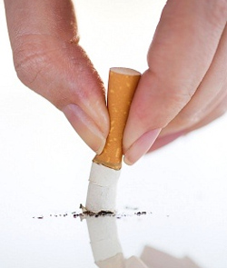 Avhengighet av røyking