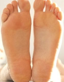 diabética pies