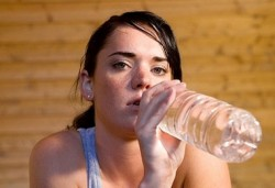 water, dehydration, fluid in the body, dehydration, drinking water, to drink