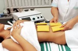 Terapia diadynamik, elektryczne terapii szokowej, terapia, rehabilitacja