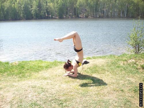 Dynamic gymnastics
