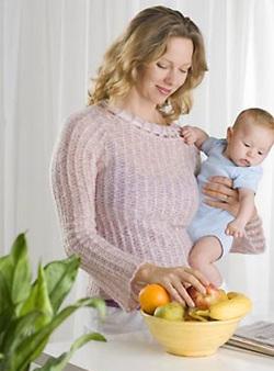 Diet mamma makt