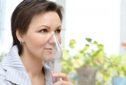 Inhalator, inhalacje, cough, leczenie kaszlu i zimnej
