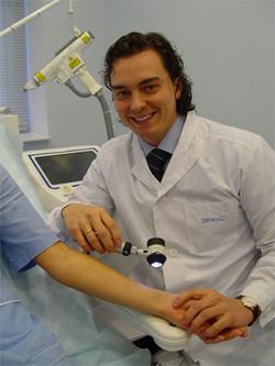 El diagnóstico de lesiones de la piel