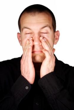 nasal sykdom, rennende nese, nasal vask, kald