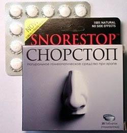 Tabletten tegen snurken hebben een tijdelijk effect
