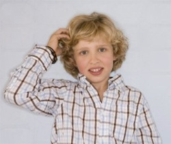 One of the main signs that you have lice - a strong itching at the site of injury