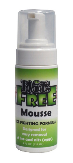 How to get rid of lice, NIT FREE