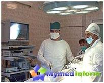 Diagnostisering av diffuse purulent peritonitt