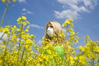 Алергијски ринитис - сателитски Пролеће