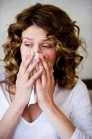 Allergische rhinitis - satelliet Spring