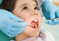 early childhood caries occurrence and flow characteristics
